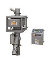 Detector de Metales en Caida Libre